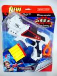 Lançador Dardos EVA tipo Nerf Knucle Braker -Soft Bullet Gun