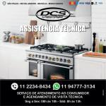 Manutenção especializada para eletrodomésticos DCS
