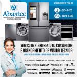 Conserto de eletrodomésticos nacionais e importados