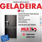 Refrigeradores, geladeiras manutenção